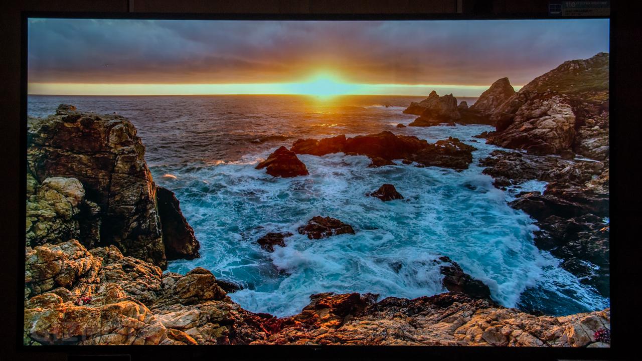 Westinghouse gibt Preis für sein 110 Zoll Ultra-HD-Fernseher bekannt
