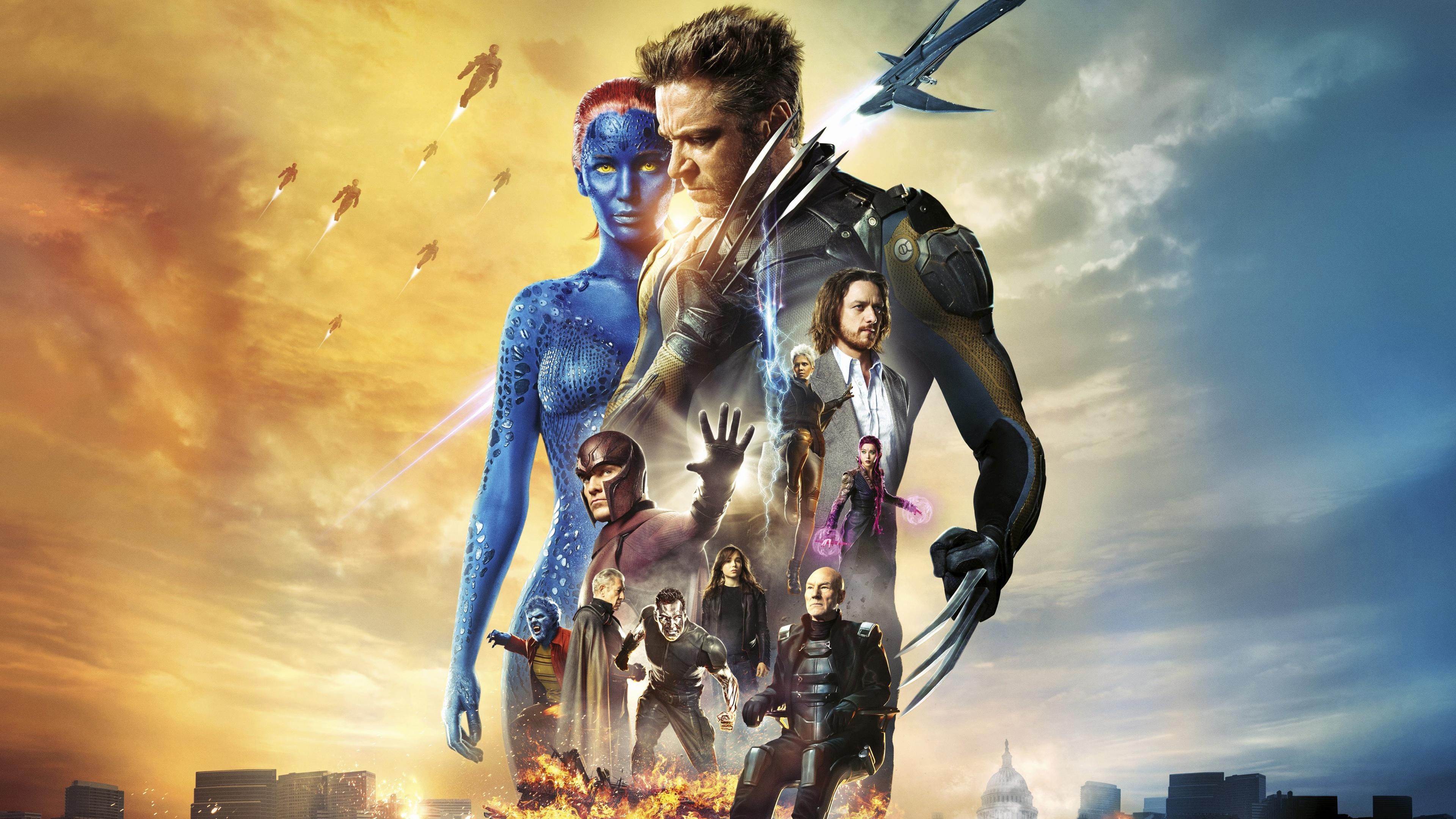 Erste X-Men-Trilogie kommt im September auf 4K-Blu-ray